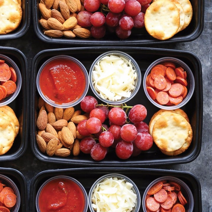 Easy Lunch Meal Prep Ideas