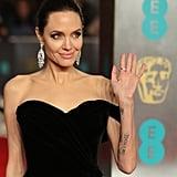 Angelina Jolie, 2018