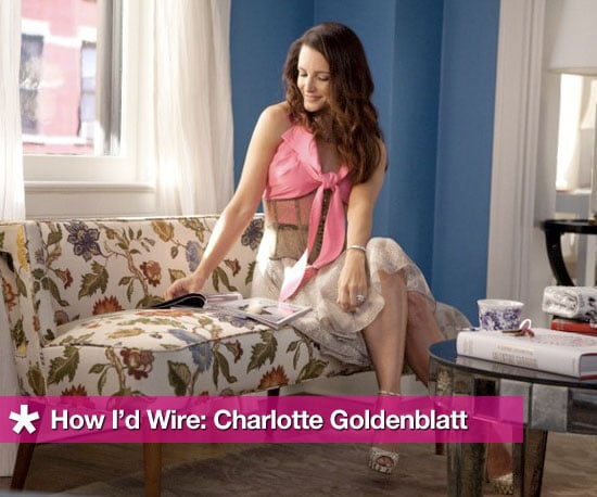 How I'd Wire Charlotte Goldenblatt in Sex and the City 2