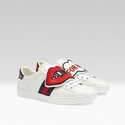 Gucci Ace Patch Sneakers