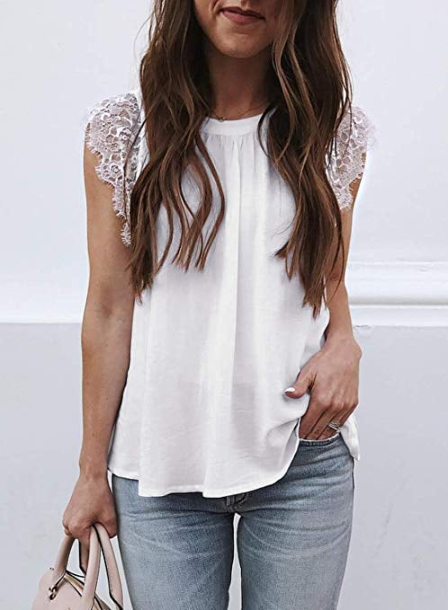 Blencot Lace Blouse