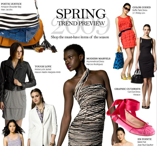 On Our Radar: eLuxury Unveils 2009 Spring Trend Preview