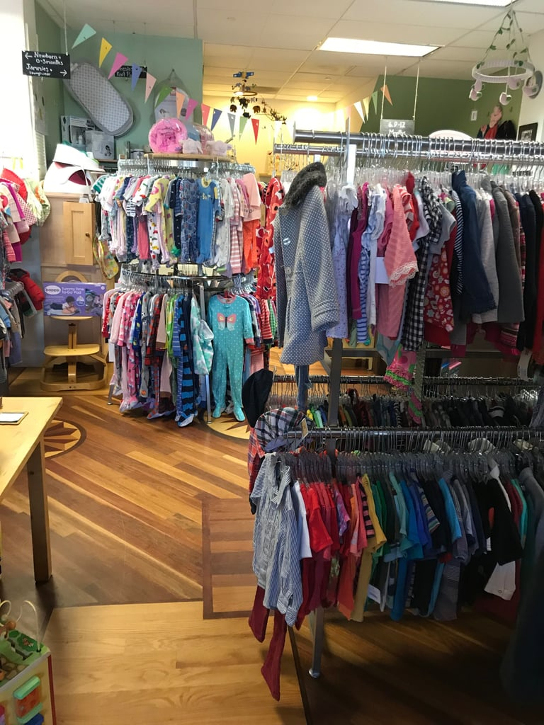 Selling Used Baby Clothes