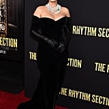 Blake Lively Dress at The Rhythm Section Screening