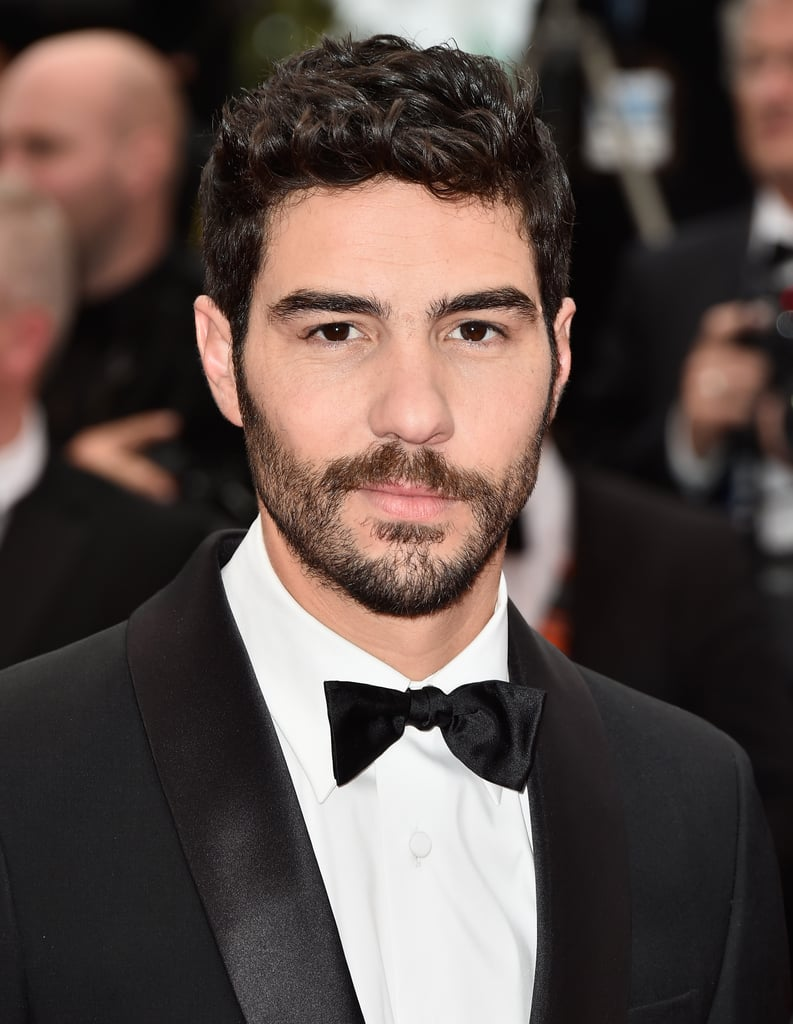 Pictures of Actor Tahar Rahim From The Serpent