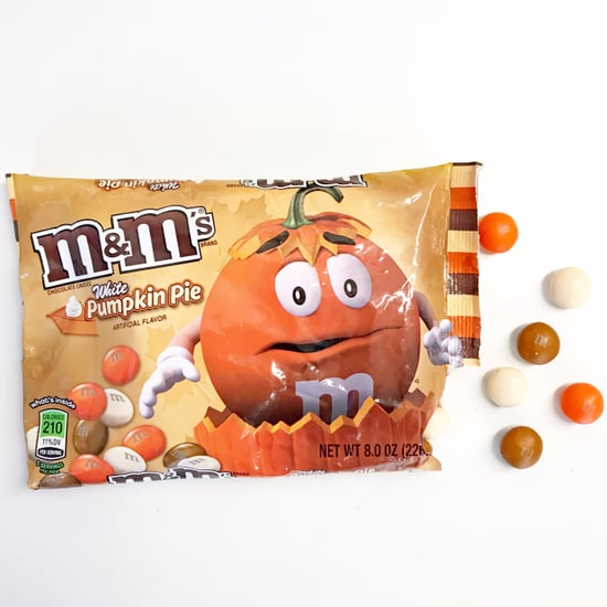 White Pumpkin Pie M&M's Review