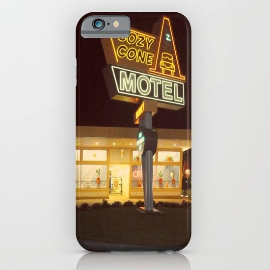 Cozy Cone Motel iPhone 6 Case