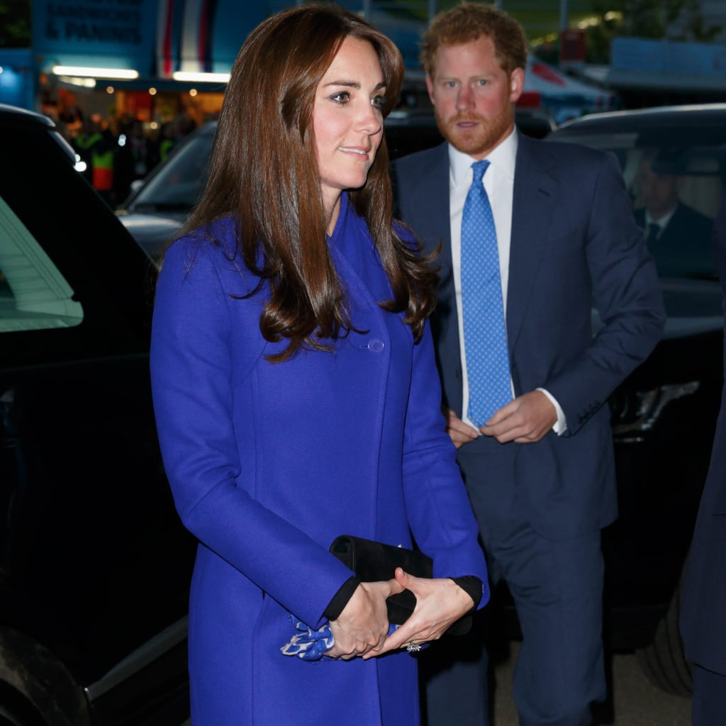 The Duchess of Cambridge's Coat Will Make You Crave Autumn Weather