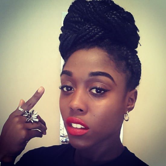 Lashana Lynch Best Instagrams