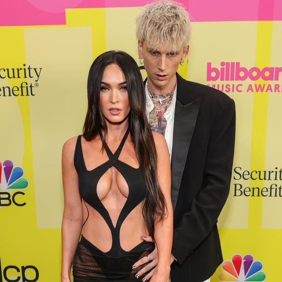 Megan Fox Gives Backstory on BBMAs Mugler Dress