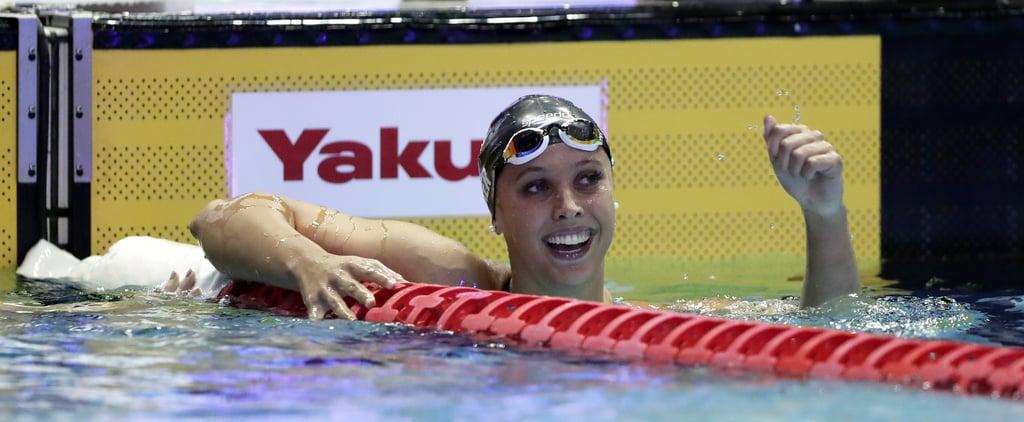 Kathleen Baker on Crohn's Disease and Olympic Training