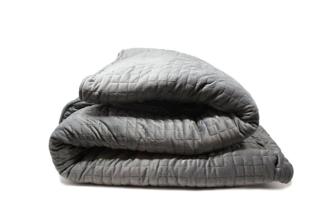 My Calm Blanket Best Weighted Blankets Popsugar Fitness Photo 2