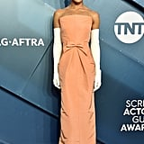 Zoë Kravitz's Oscar de la Renta Dress at the SAG Awards