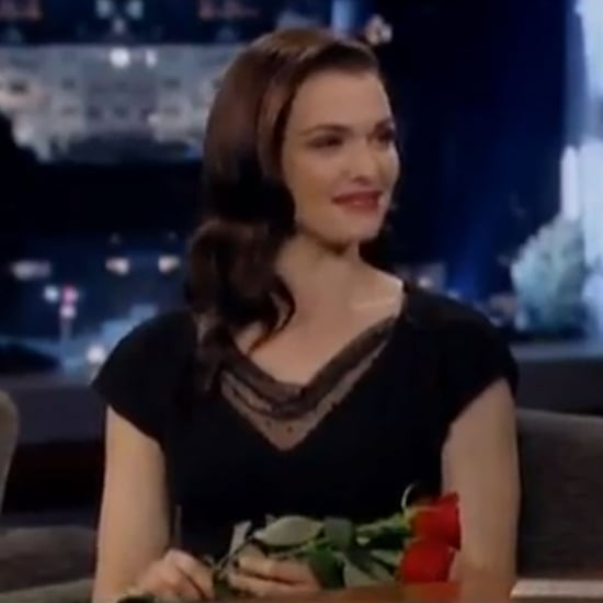 Rachel Weisz on Jimmy Kimmel Live February 2013 Video