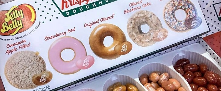 These Krispy Kreme Jelly Beans Might Be Even Better Than an Original Glazed Doughnut