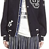 Opening Ceremony 'Kennel Club' Varsity Jacket ($475)