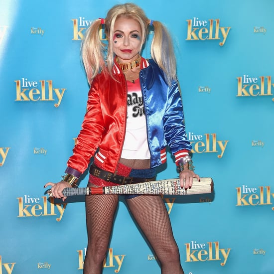 Kelly Ripa's Halloween Costumes