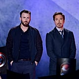 Chris Evans Settled His Civil War With Robert Downey Jr. in the Best Possible Way