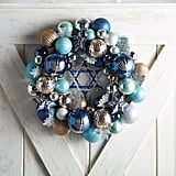 Star of David Wreath ($75)