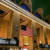 Another great option is the Grand Central Holiday Fair. Located in the breathtaking, historic Vanderbilt Hall, this market offers a phenomenal selection of handmade products, including jewelry, art, and children's toys.