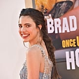 Margaret Qualley at the Once Upon a Time in Hollywood LA premiere.