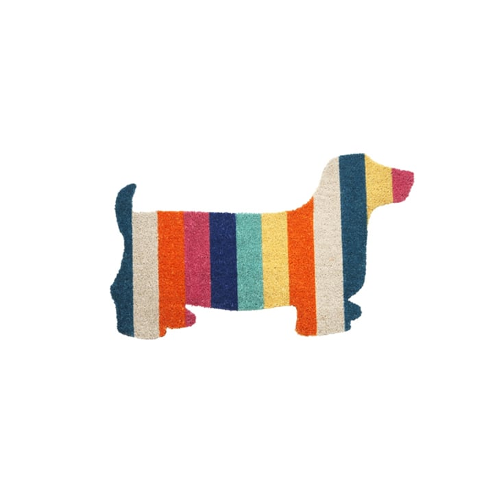 Good Dog Doormat, $24.95