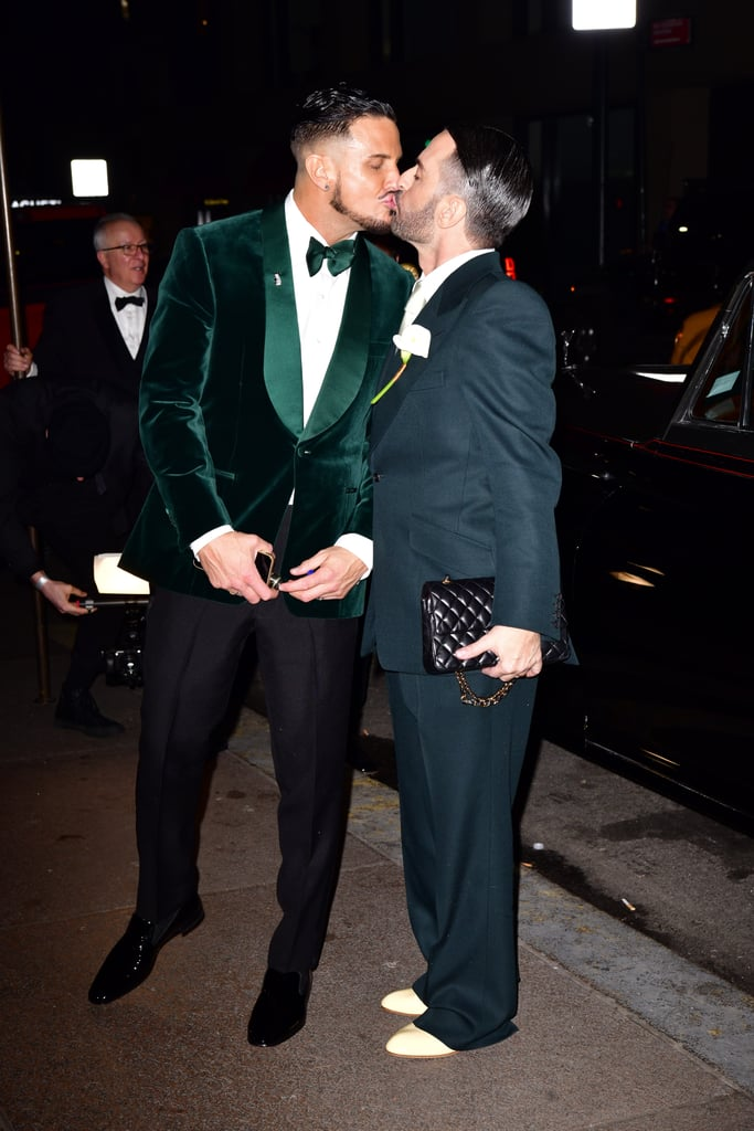 Stars Were Dressed to Impress at Marc Jacobs and Char Defrancesco's Glamorous Wedding
