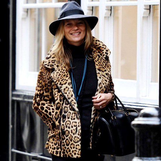 Kate Moss never ceases to impress us with her street-style savviness.