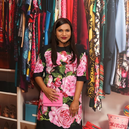 Mindy Kaling Fashion Interview 2019