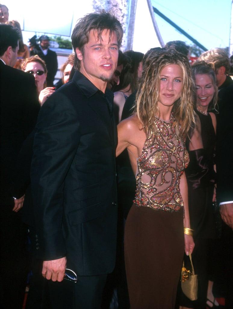 Brad Pitt Und Jennifer Aktuell