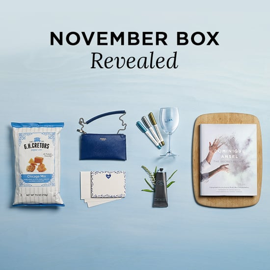2014 November POPSUGAR Must Have Box Reveal Contents