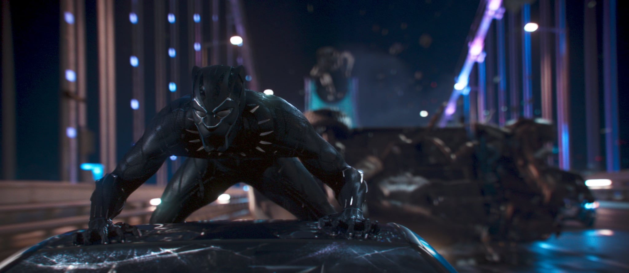 Image result for black panther south korea