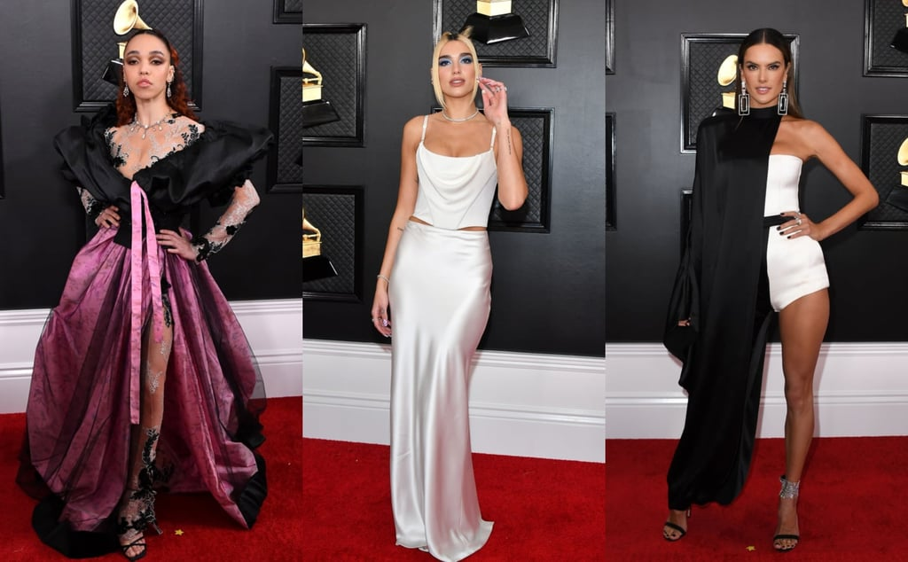 Sexiest Grammys Dresses 2020