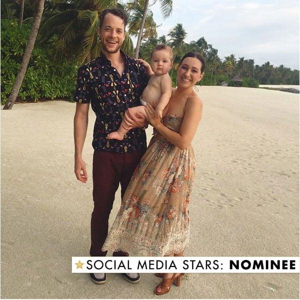 POPSUGAR Australia 2015 Social Media Stars: Cutest Family