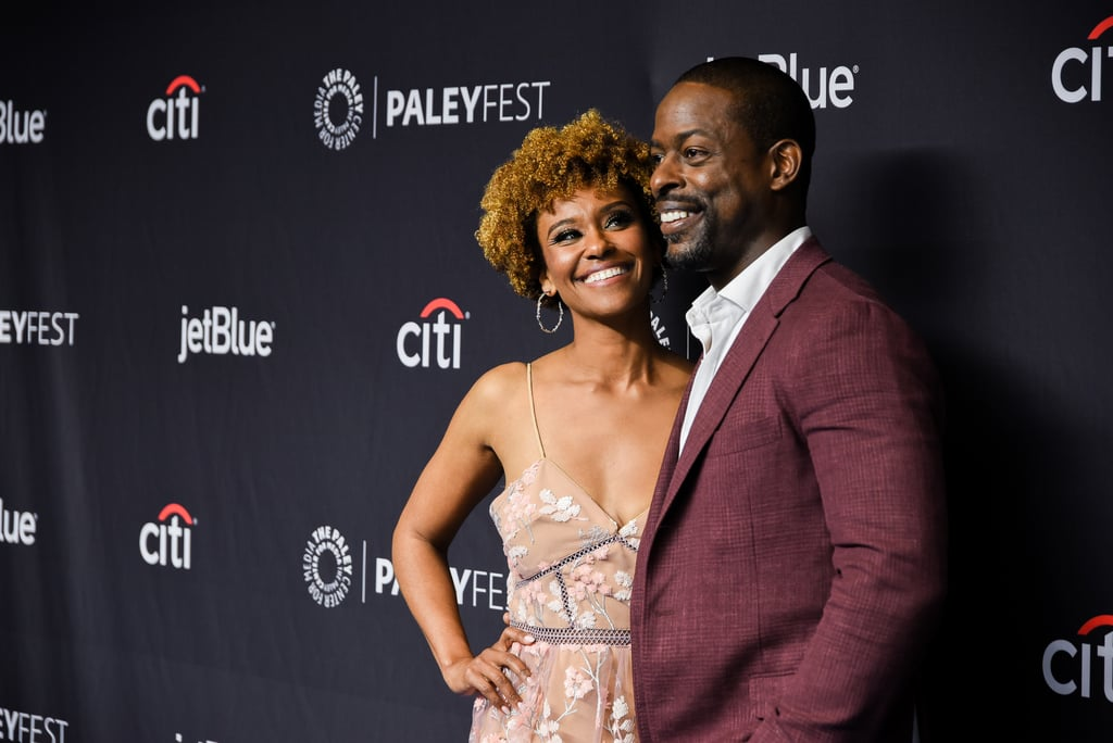 "Ryan Michelle Bathe Is Clearly Not Impressed With Sterling K. Brown's Rendition of ""Shallow"""