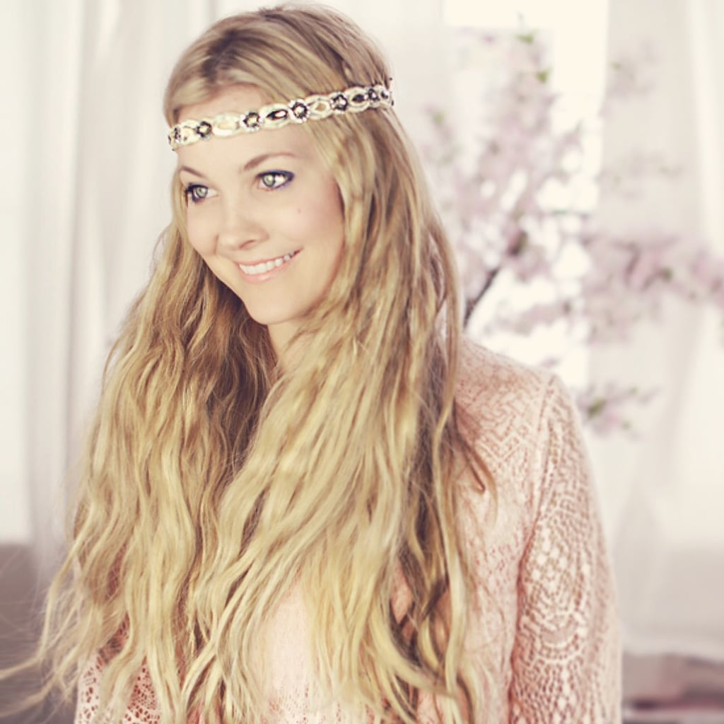 DIY This Boho Bridal Hairstyle in Just 4 Steps