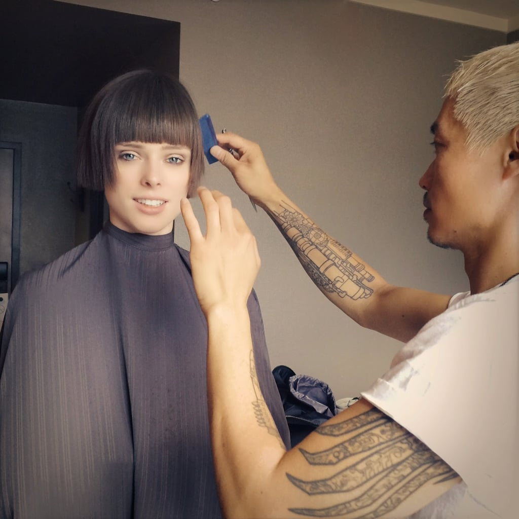 Anh With Coco Rocha
