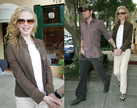 Nicole Kidman and Keith Urban Are Expecting