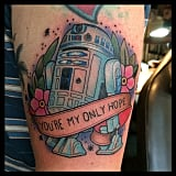 You're My Only Hope, R2-D2