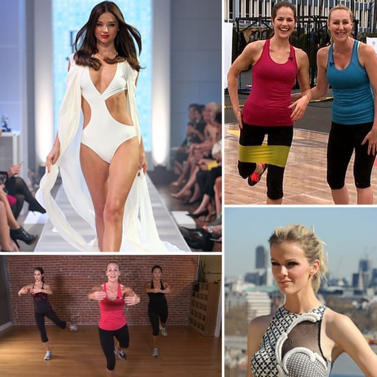 Work It, Girl! 6 Supermodel-Approved Exercise Routines
