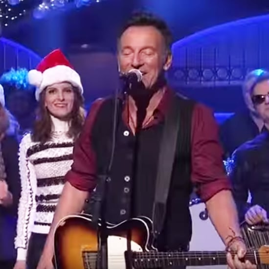 Bruce Springsteen On 'SNL': Rocks The Stage With The E ...