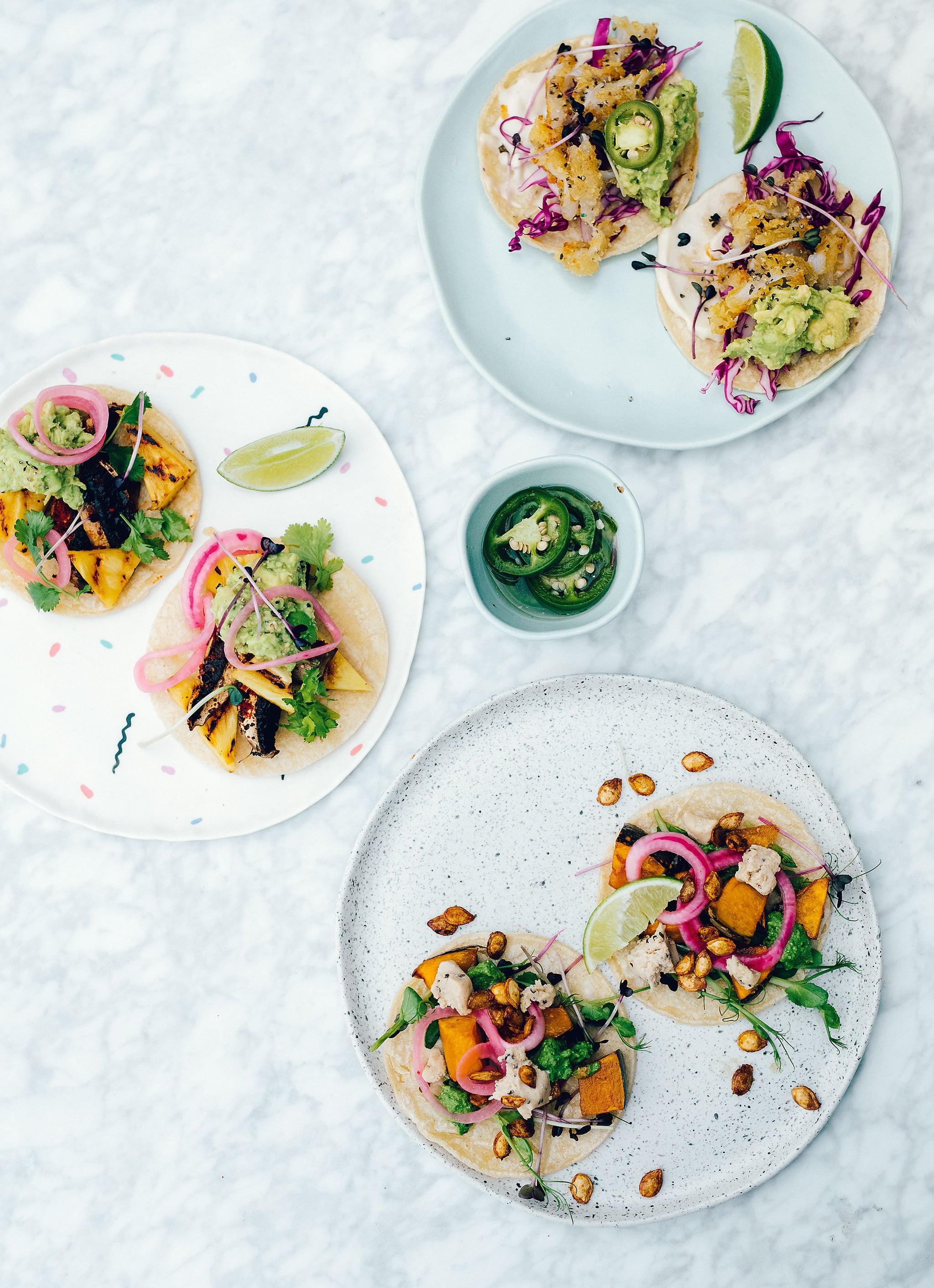 Easy Vegan Mushroom Taco Recipe | POPSUGAR Fitness Australia