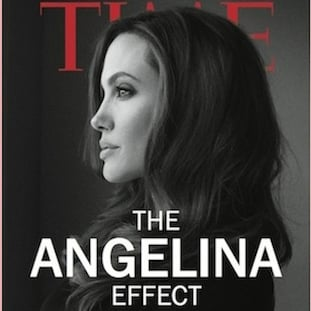 The Effects of Angelina Jolie's Double Mastectomy Disclosure