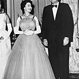 JFK and Jackie Kennedy Dinner on The Crown