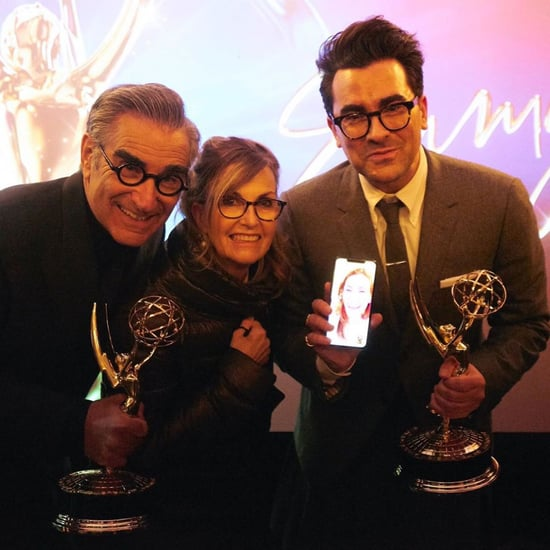 Schitt's Creek Cast Reunites For Emmys in Toronto