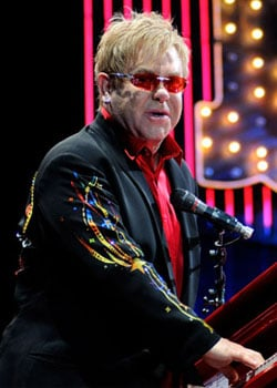 Sir Elton John Postpones US Tourdates as He Fights E.coli Bacterial Infection and Flu