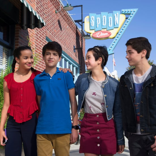 Gay Character on Andi Mack Disney Channel Show