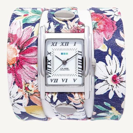 La Mer Floral Wrap Watches   Review