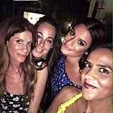 Lea Michele's Engagement Party July 2018