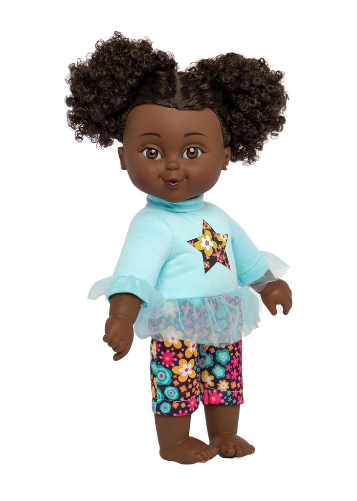 Positively Perfect Curly Afro Puffs Baby Doll Aaliyah